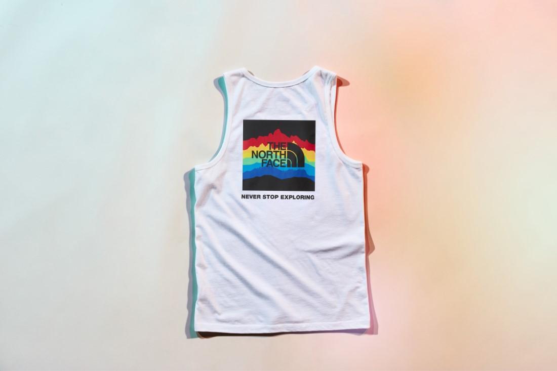 The North Face Pride 2021