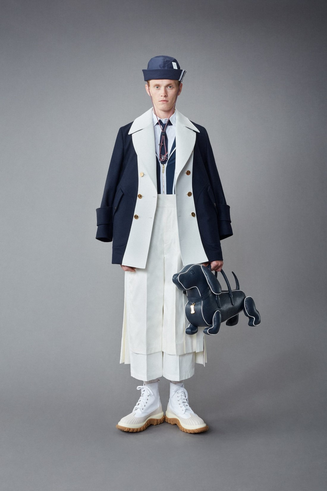 Thom Browne Collection Croisière Homme 2022