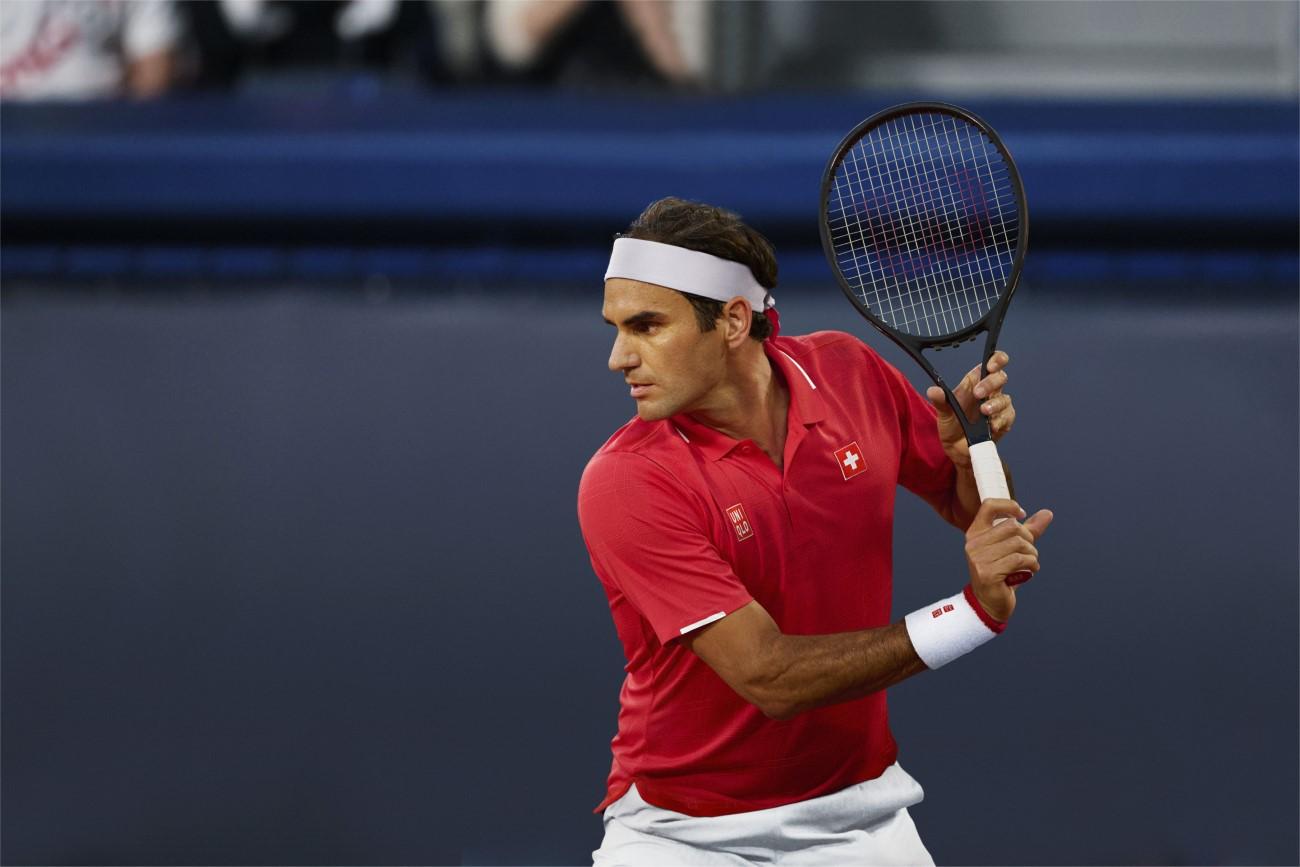 UNIQLO 20 - Roger Federer