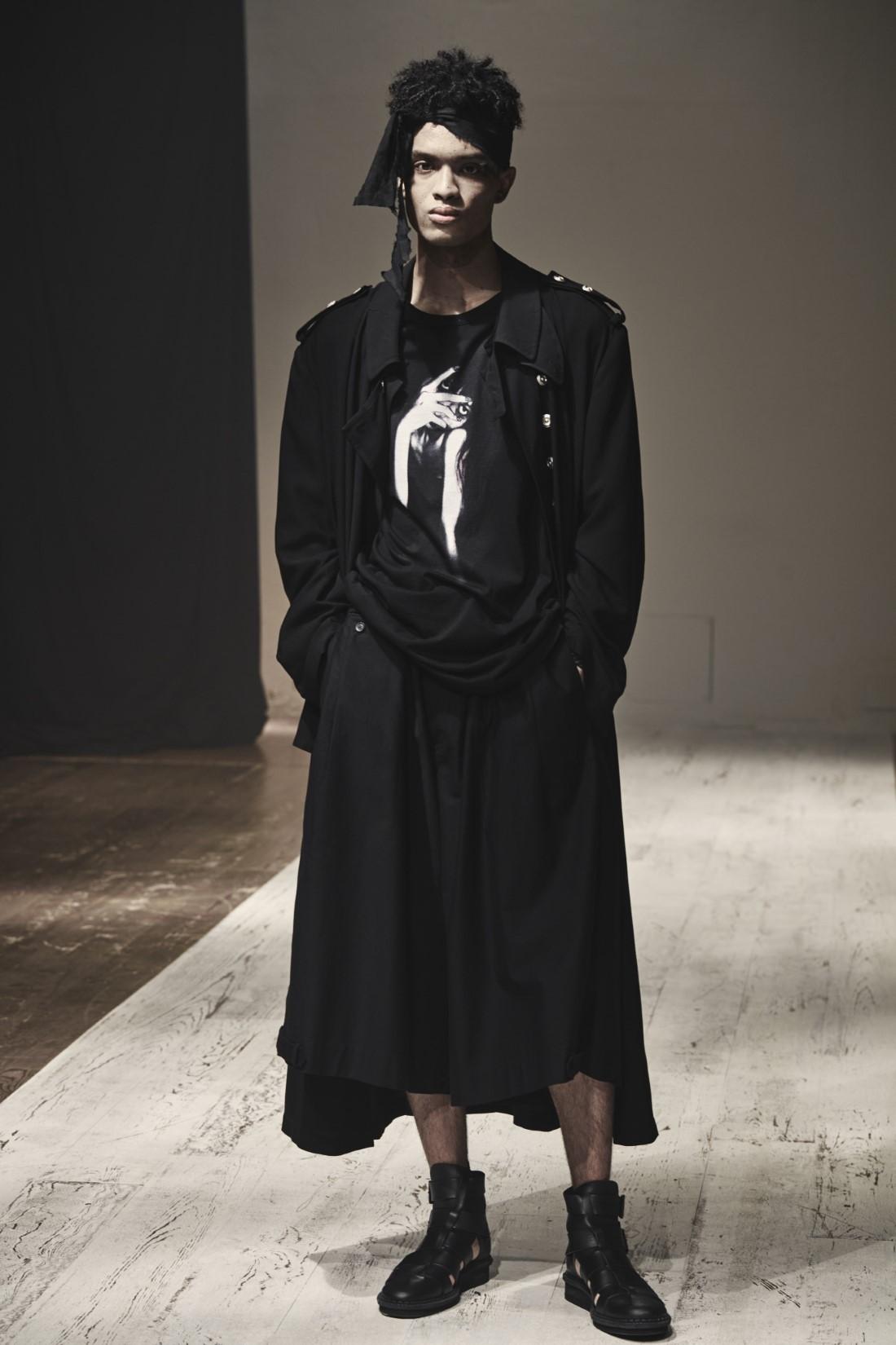Yohji Yamamoto - Printemps-Été 2022 - Paris Fashion Week
