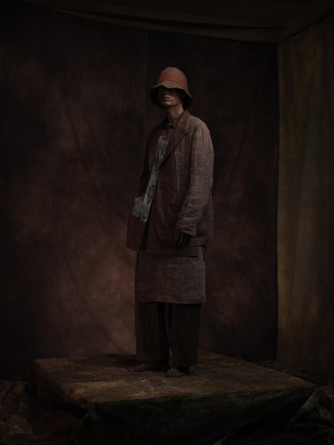 Ziggy Chen - Printemps-Été 2022 - Paris Fashion Week