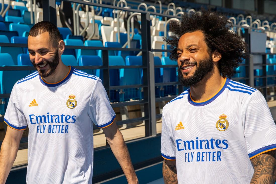 adidas Football x Real Madrid Maillots Domicile 2021-2022