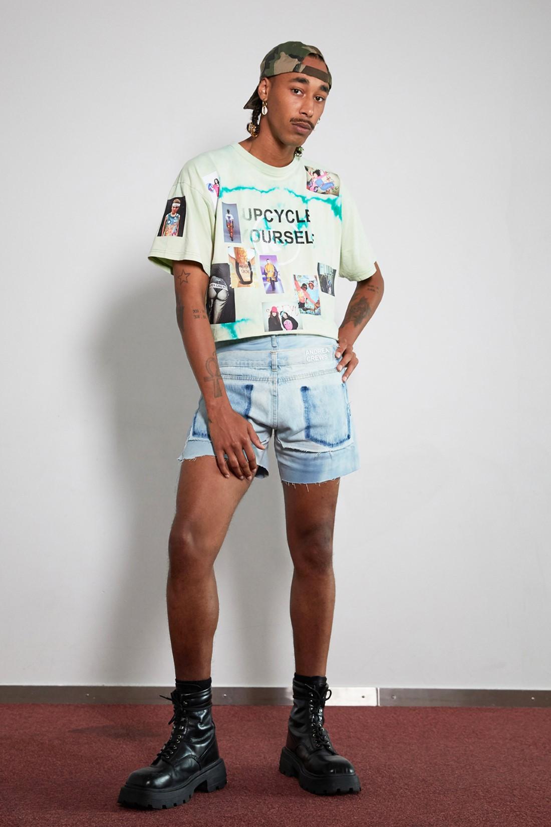 Andrea Crews - Printemps-Été 2022 - Paris Fashion Week
