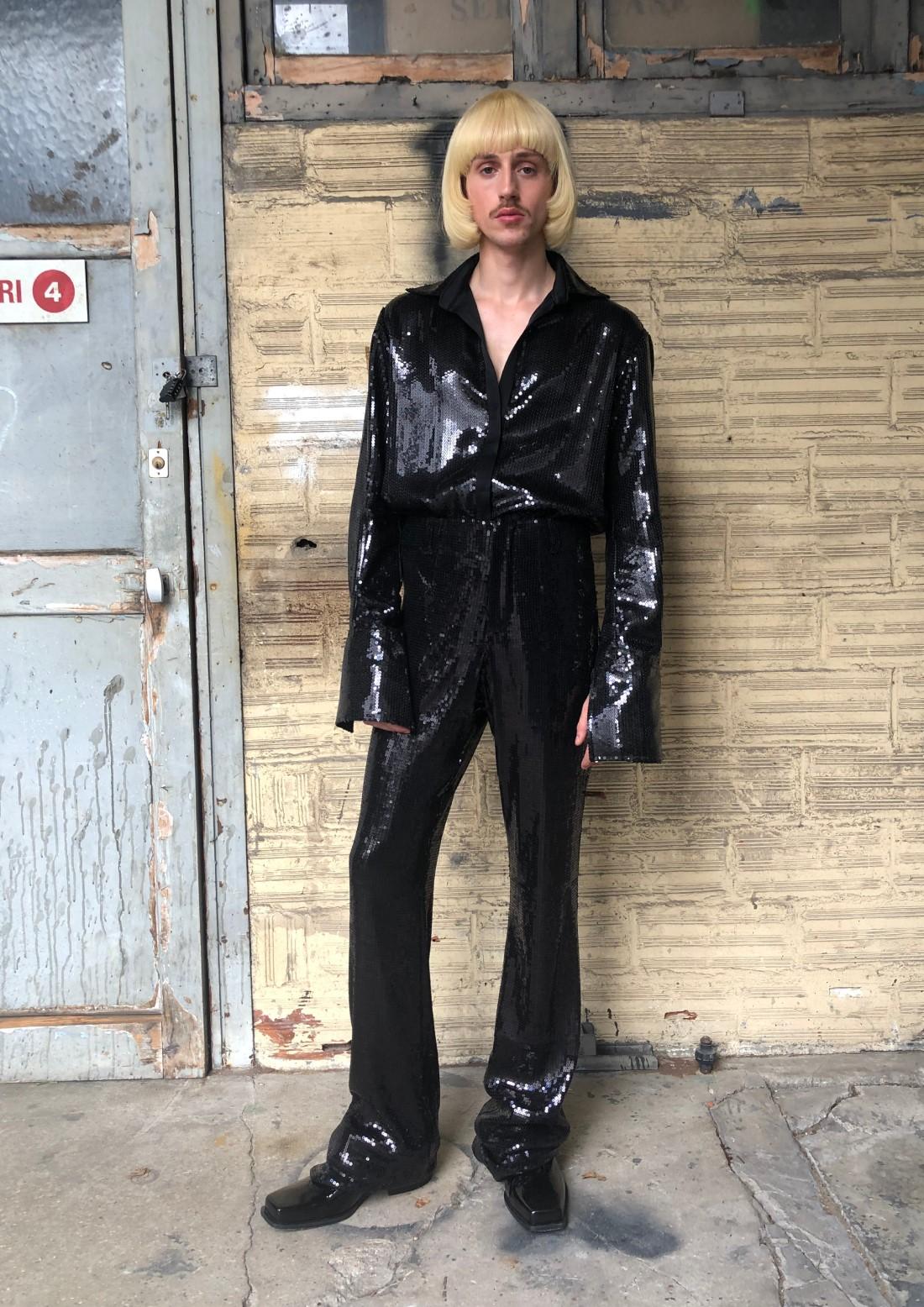 Arturo Obegero - Printemps-Été 2022 - Paris Fashion Week