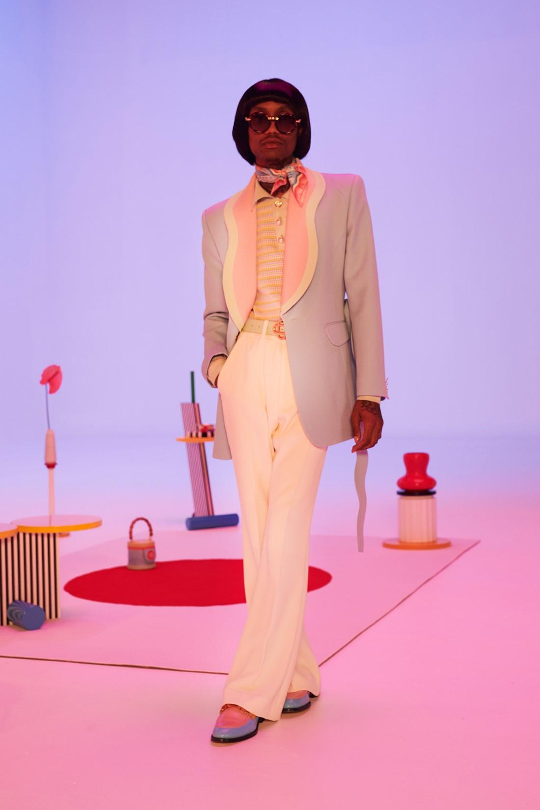 Casablanca - Printemps-Été 2022 - Paris Fashion Week