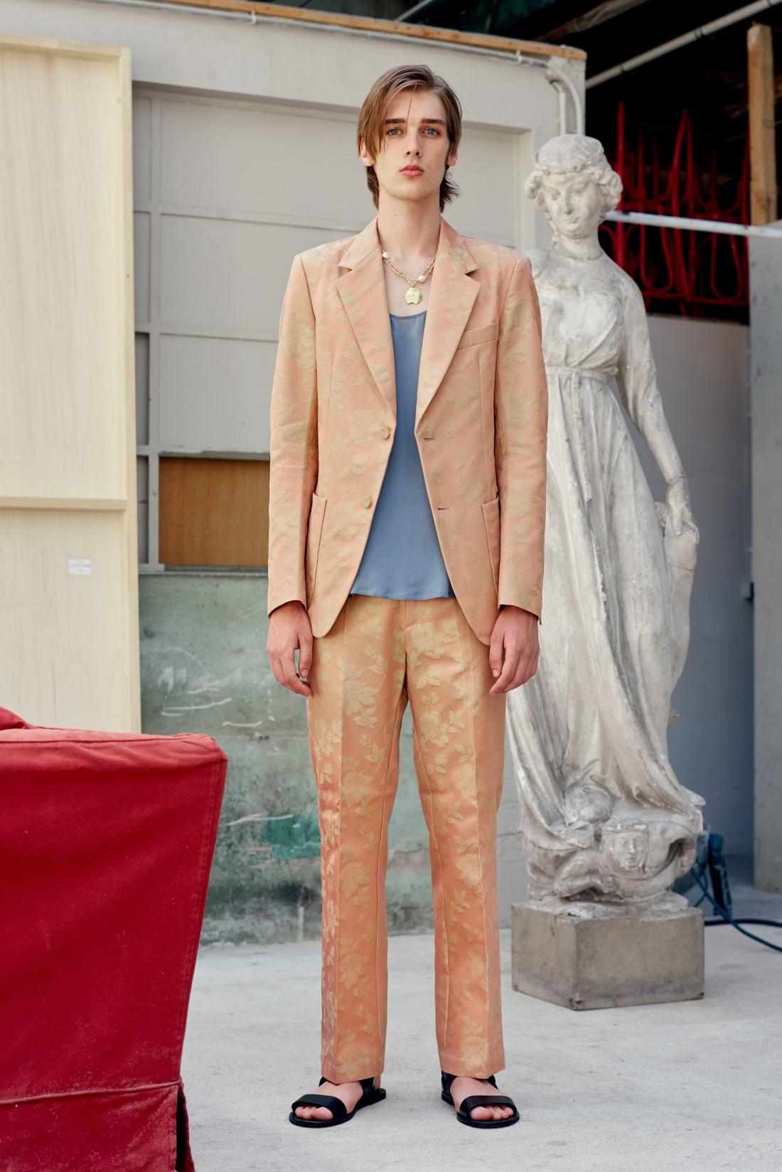 Davi Paris - Printemps-Été 2022 - Paris Fashion Week