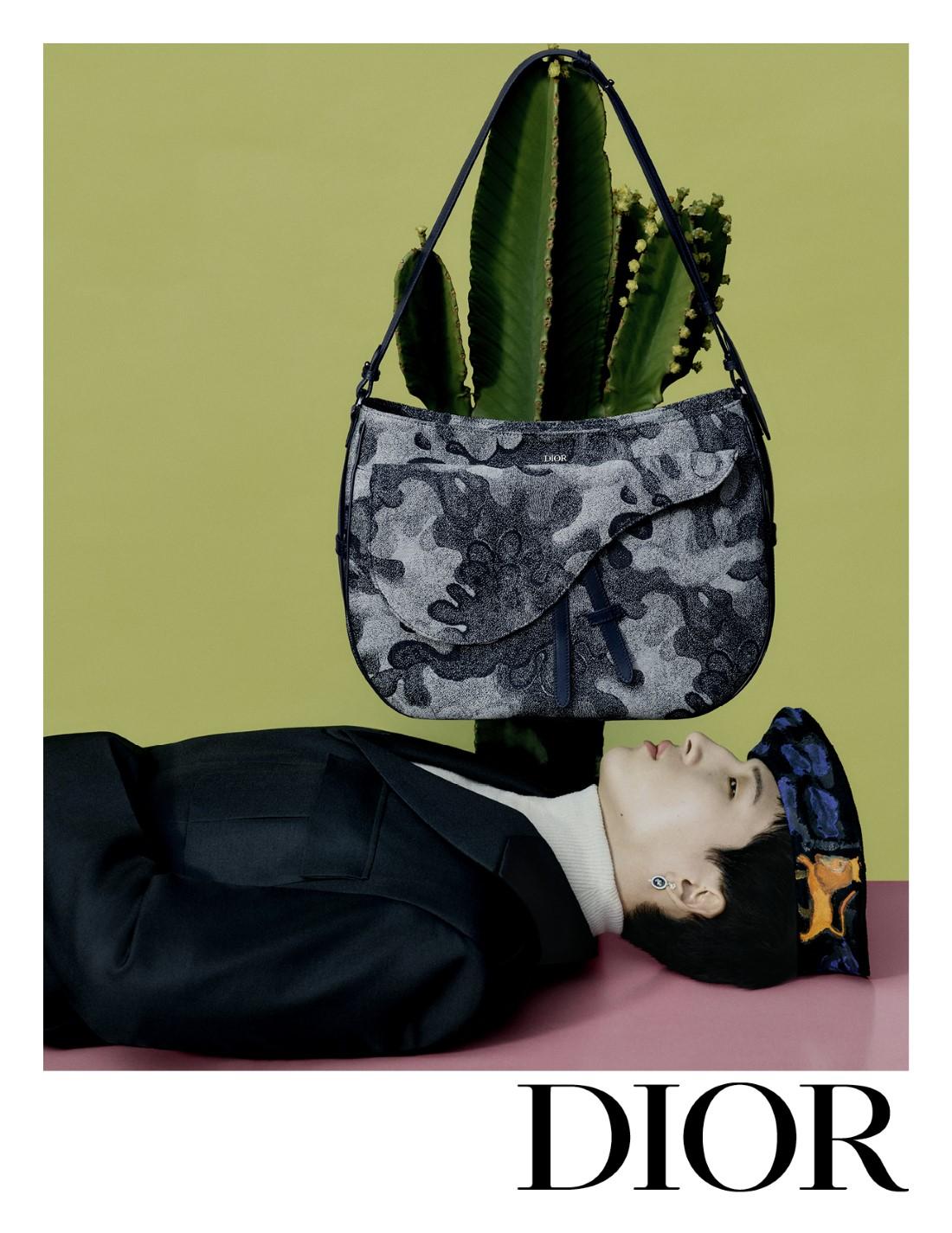 Dior Men - Campagne Automne-Hiver 2021-2022