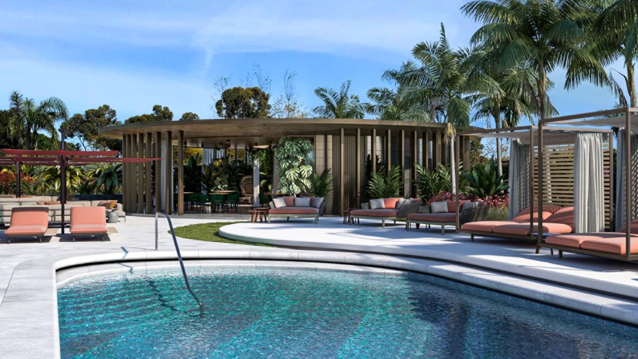 Four Seasons Hotel Ritz Lisbon - Nouvelle piscine extérieure