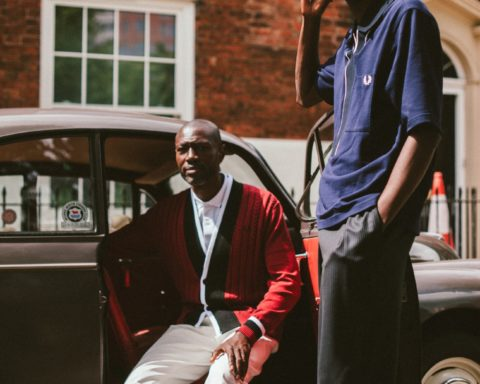 Fred Perry x Casely-Hayford