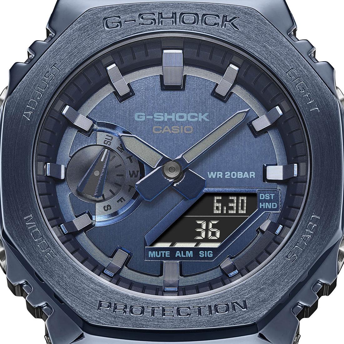 G-SHOCK GM-2100 Métal
