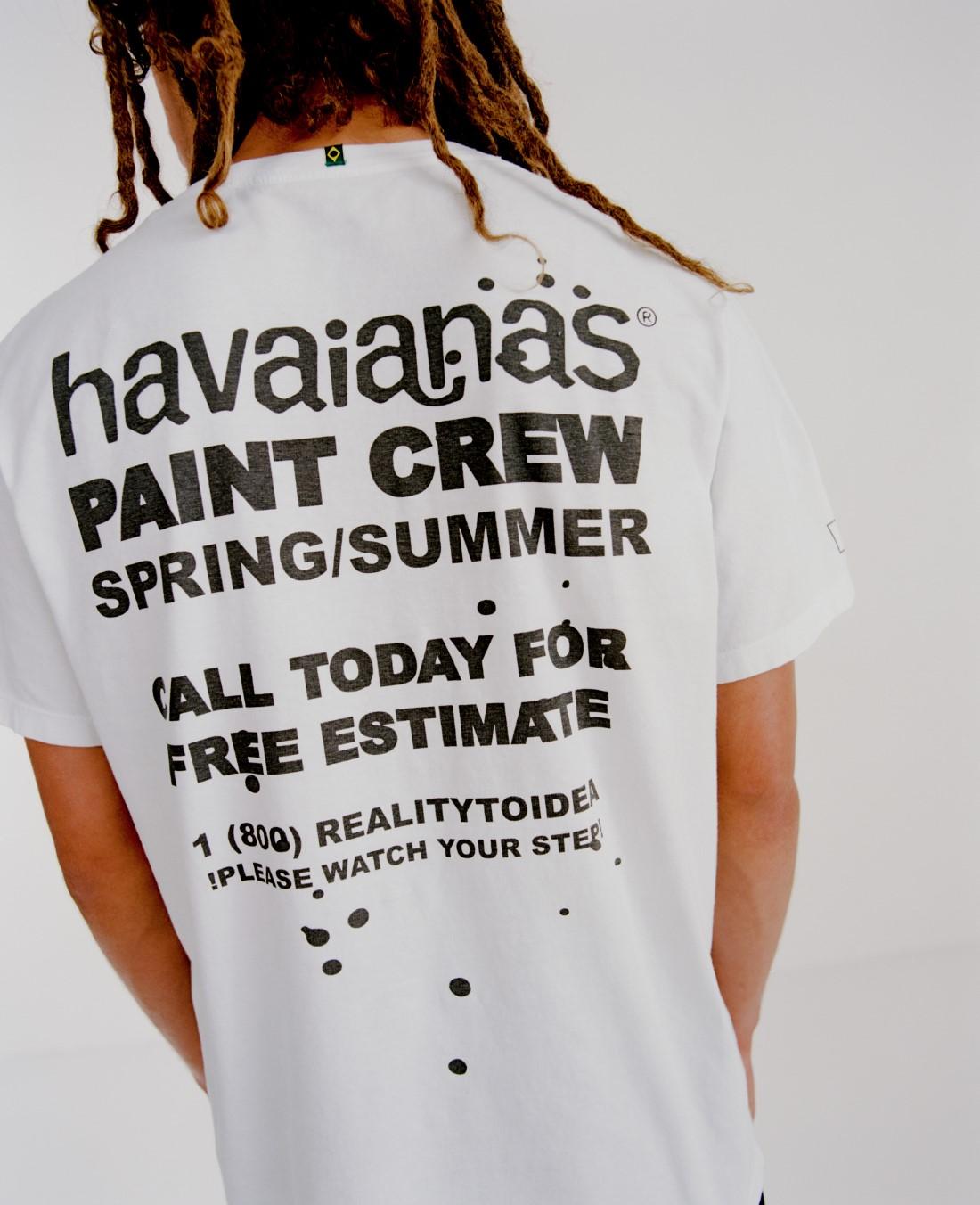 Havaianas x Joshua Vides