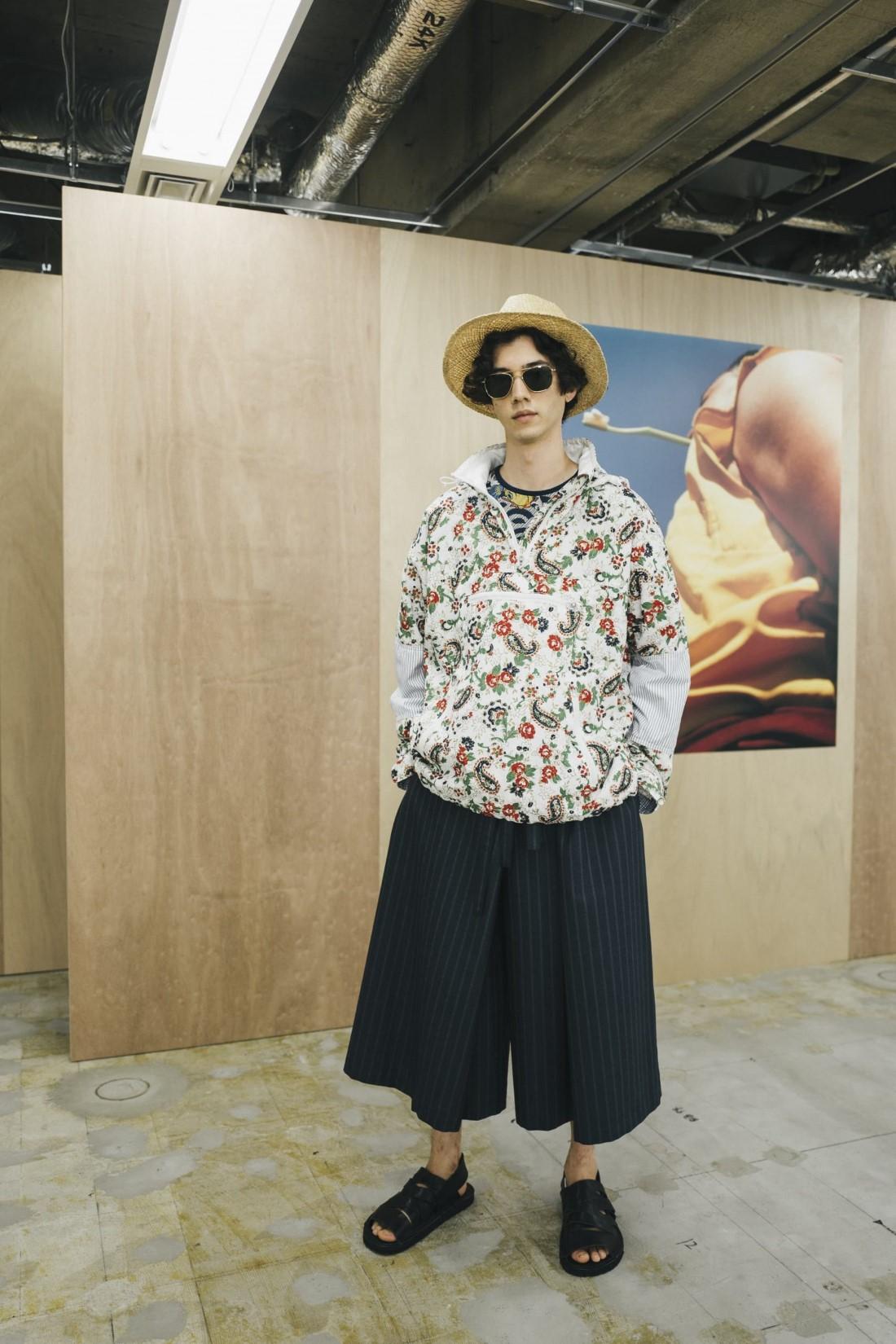 Junya Watanabe - Printemps-Été 2022