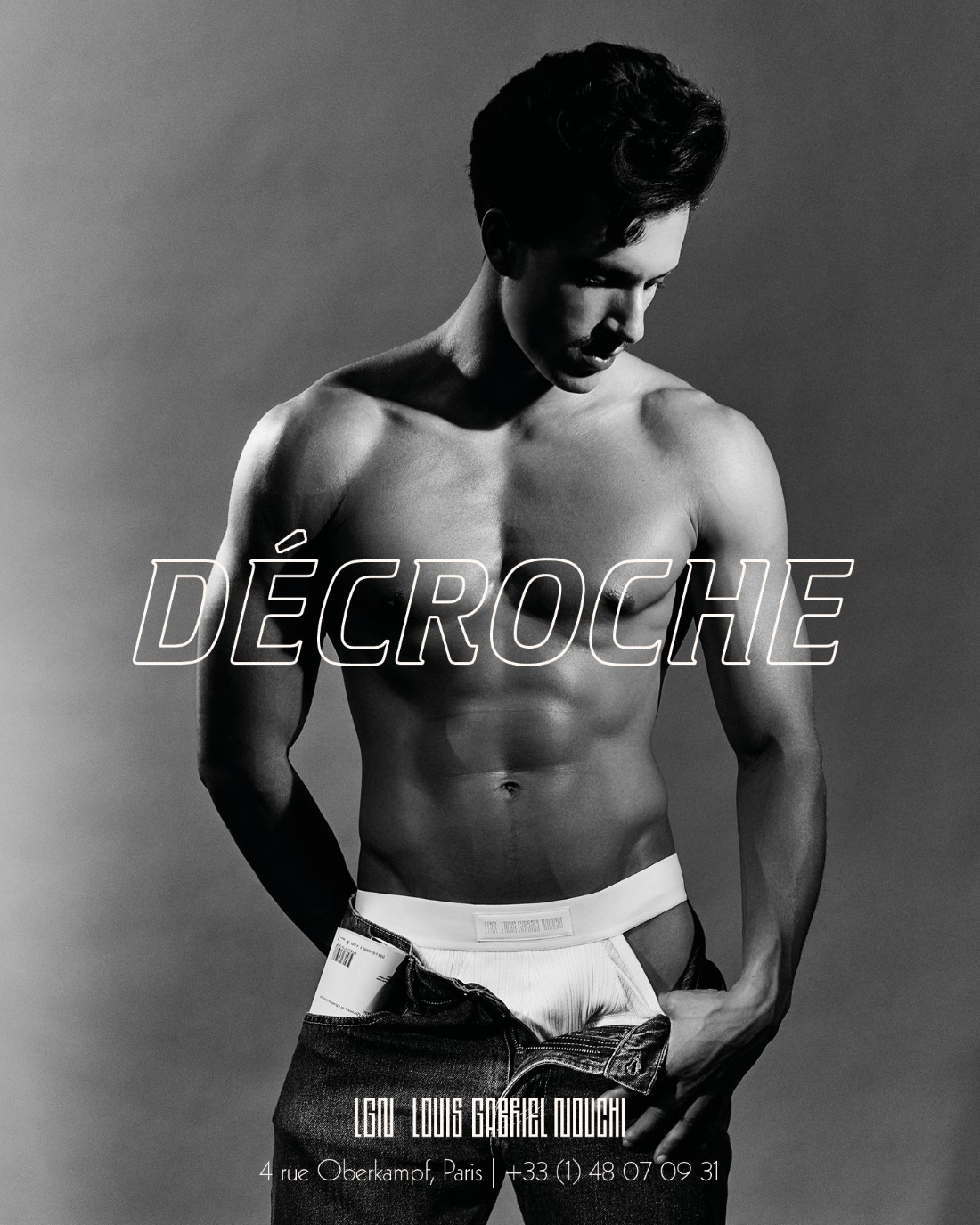Louis Gabriel Nouchi - Capsule underwear