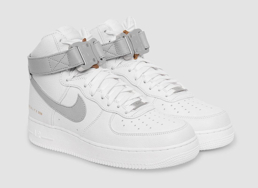 Nike Air Force 1 High Wolf Grey x 1017 ALYX 9SM