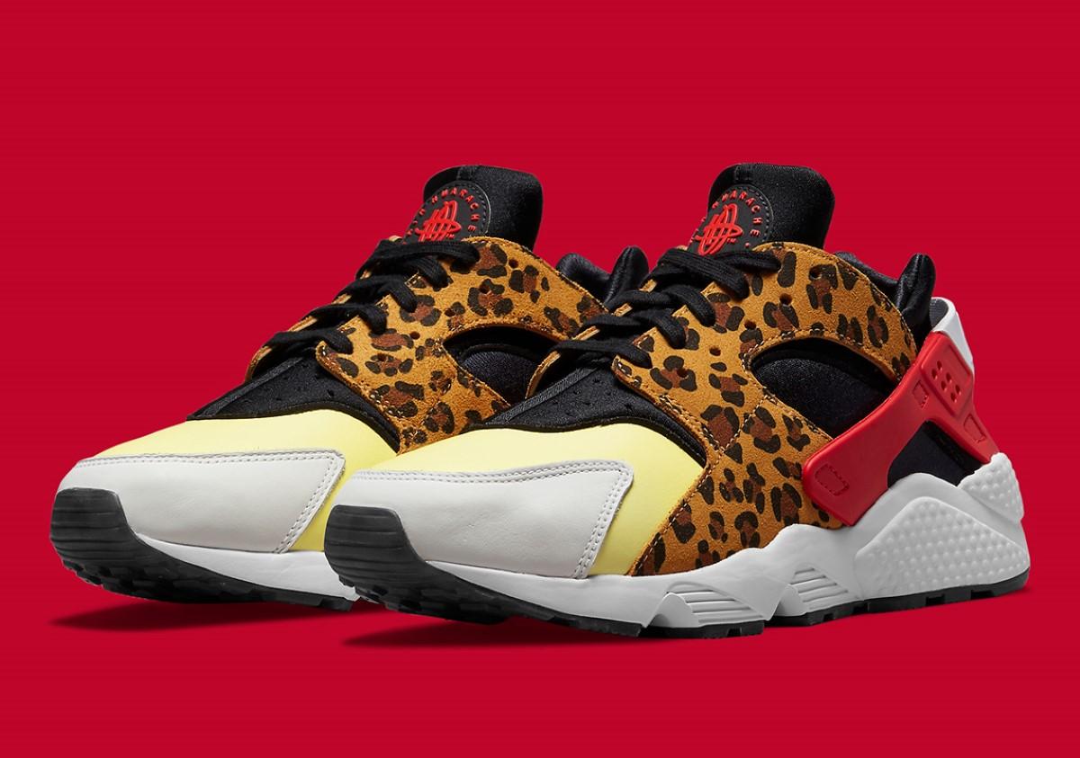 Nike Air Huarache SNKRS Cheetah