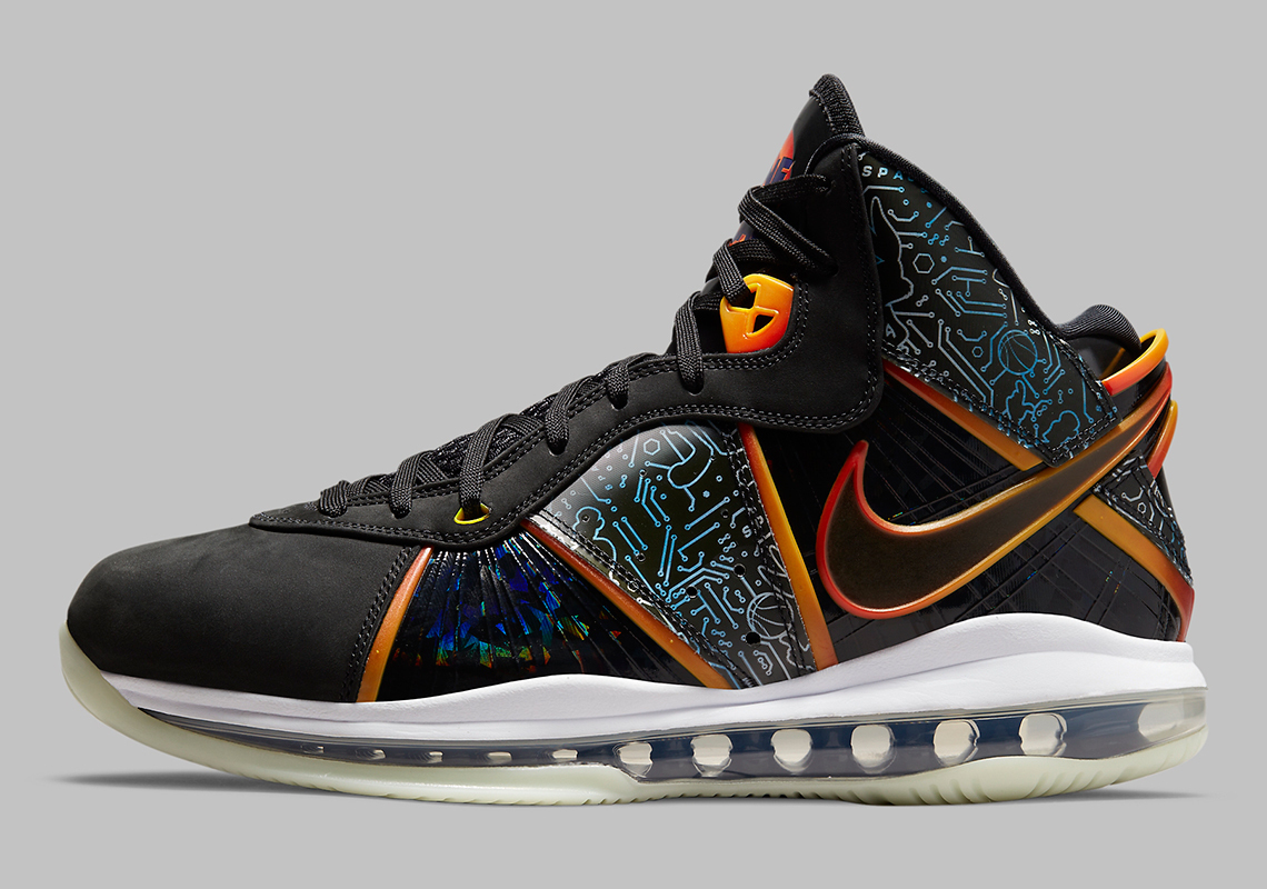 Nike LeBron 8 Space Jam