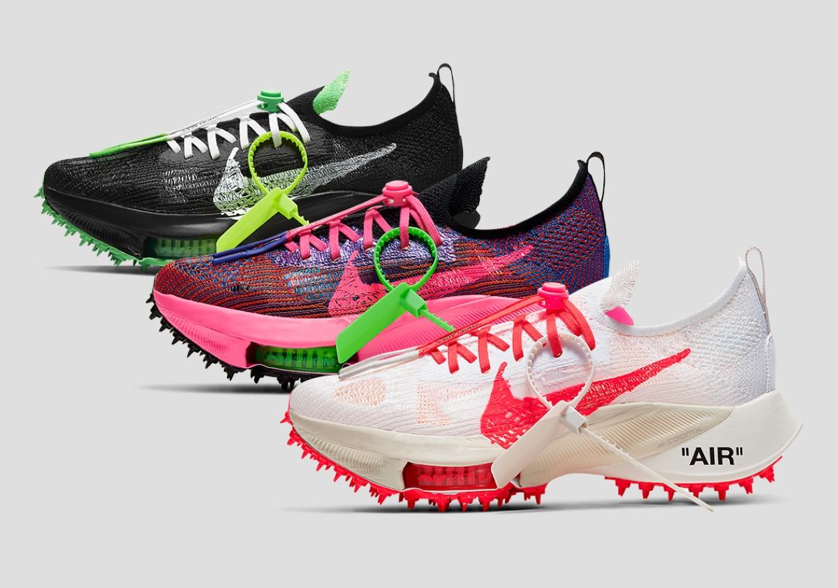 Off-White x Nike Air Zoom Tempo NEXT%
