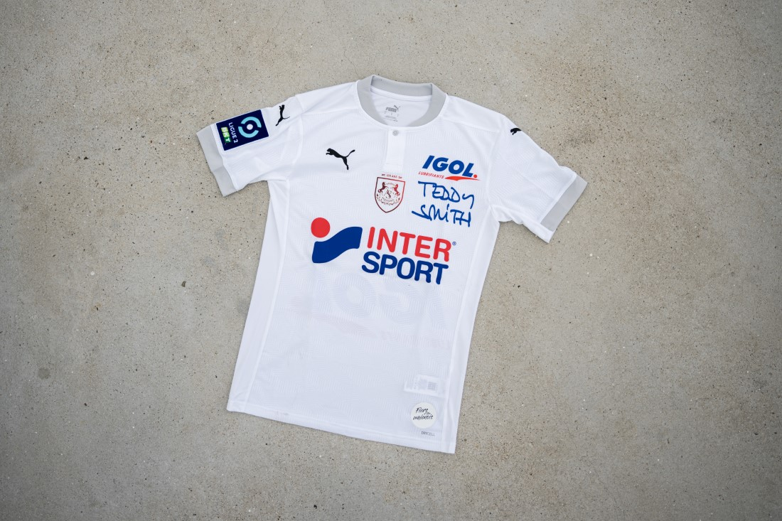 PUMA Football x Amiens Sporting Club 2021-2022 - Maillot Domicile