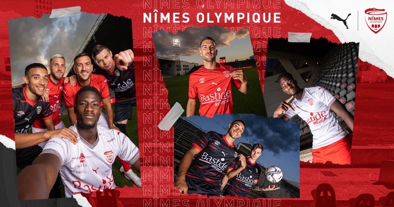 PUMA Football x Nîmes Olympique 2021 2022 0