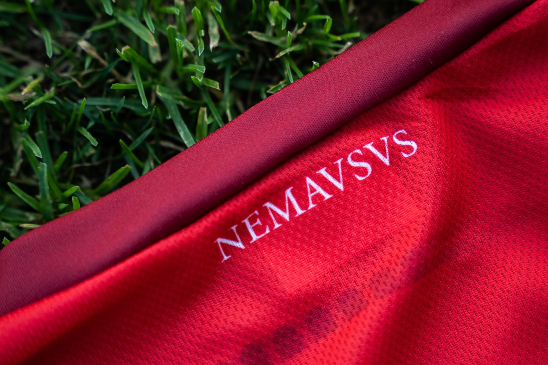 PUMA Football x Nîmes Olympique 2021-2022 - Kit Domicile