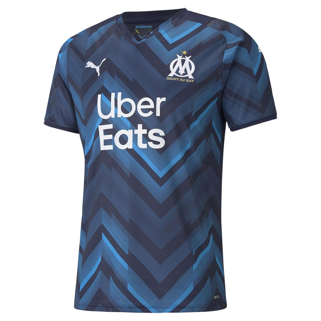PUMA Football x Olympique de Marseille - Maillot Extérieur 2021-2022