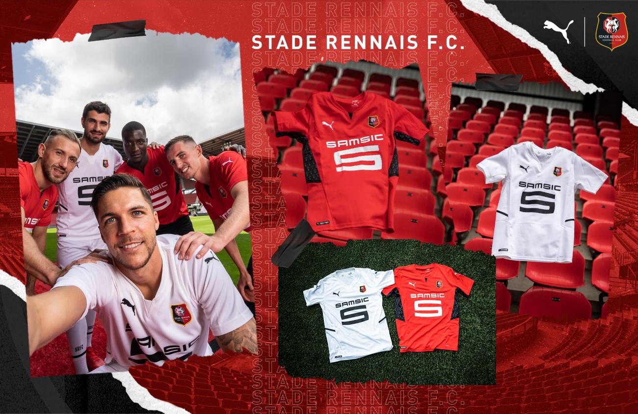 PUMA Football x Stade Rennais F.C 2021-2022