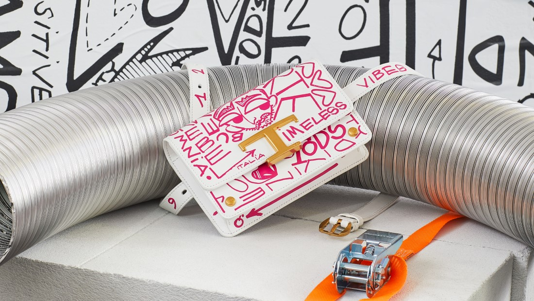 TOD'S - Collection Graffiti