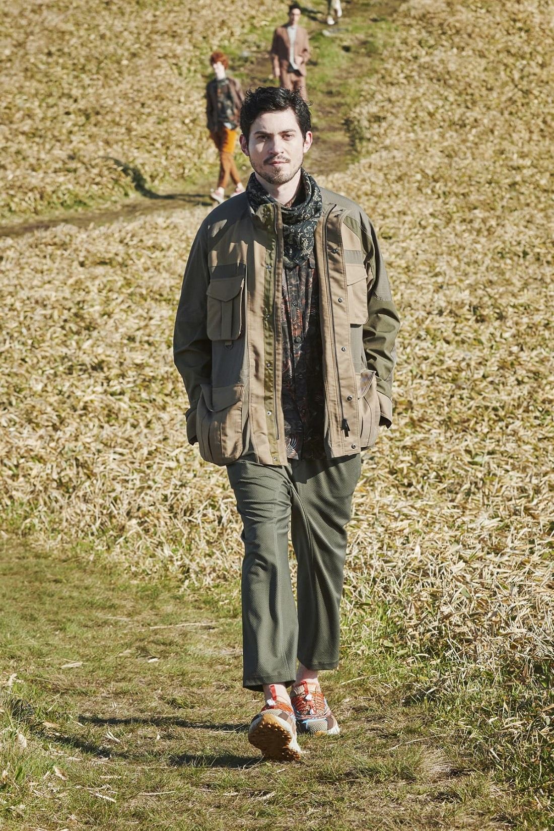 White Mountaineering - Printemps-Été 2022 - Paris Fashion Week