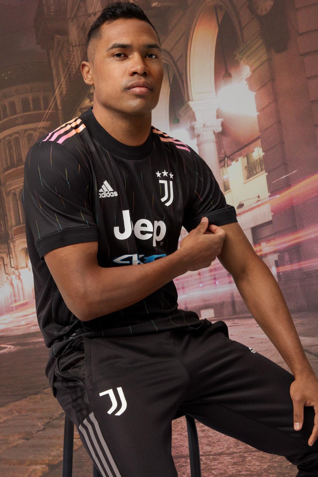 adidas Football x Juventus - Maillot Extérieur 2021-2022