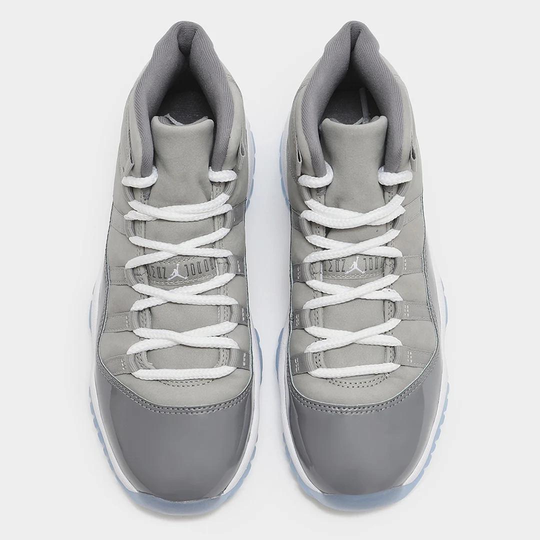 """Air Jordan 11 """"Cool Grey"""""""