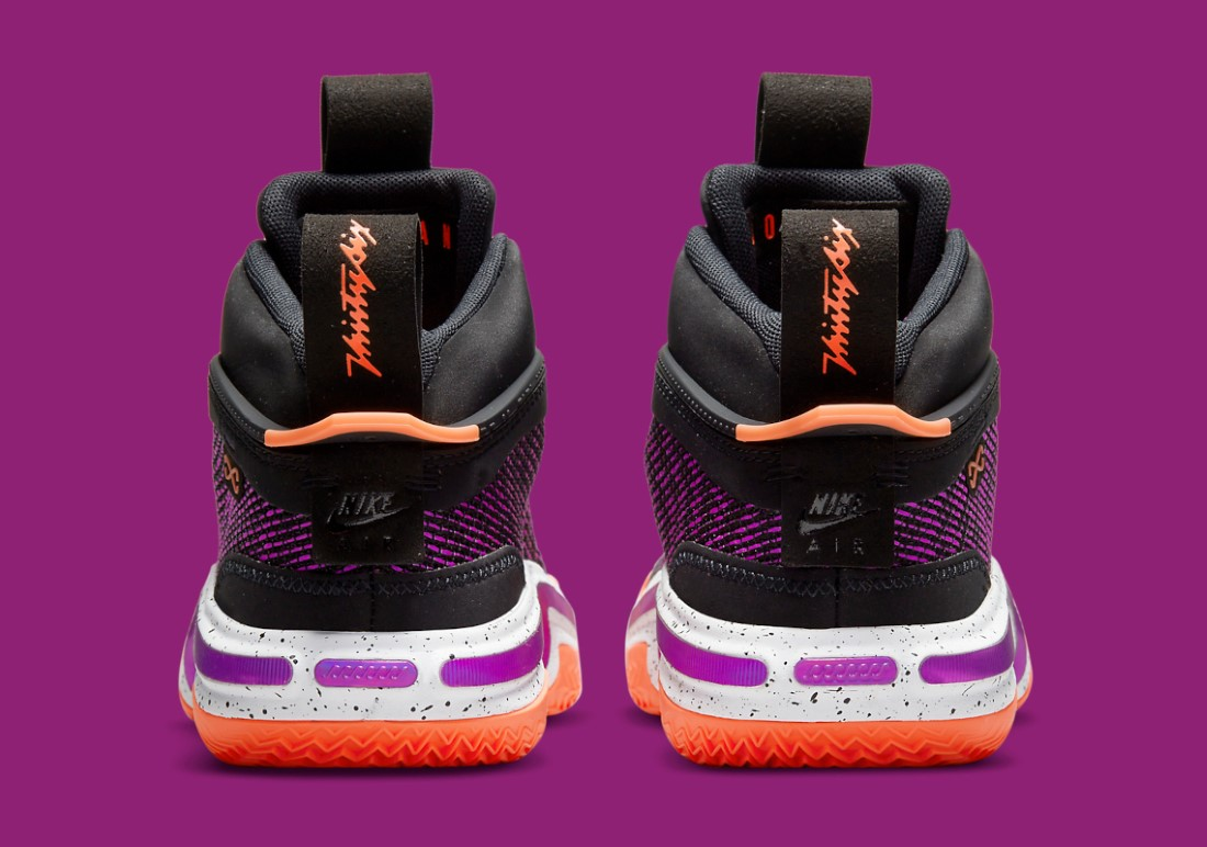 Air Jordan 36 Hyper Violet