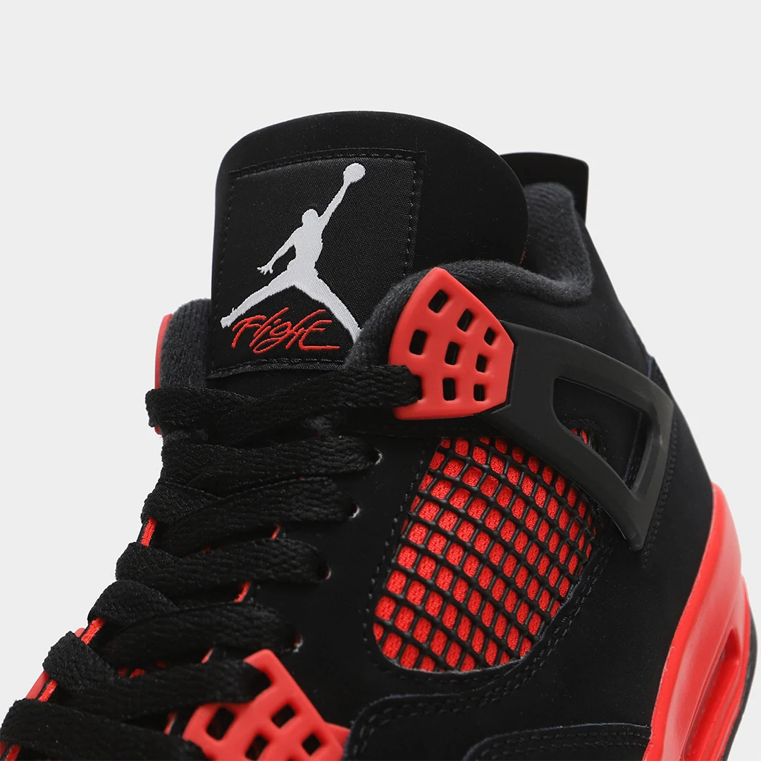"Air Jordan 4 ""Red Thunder"""