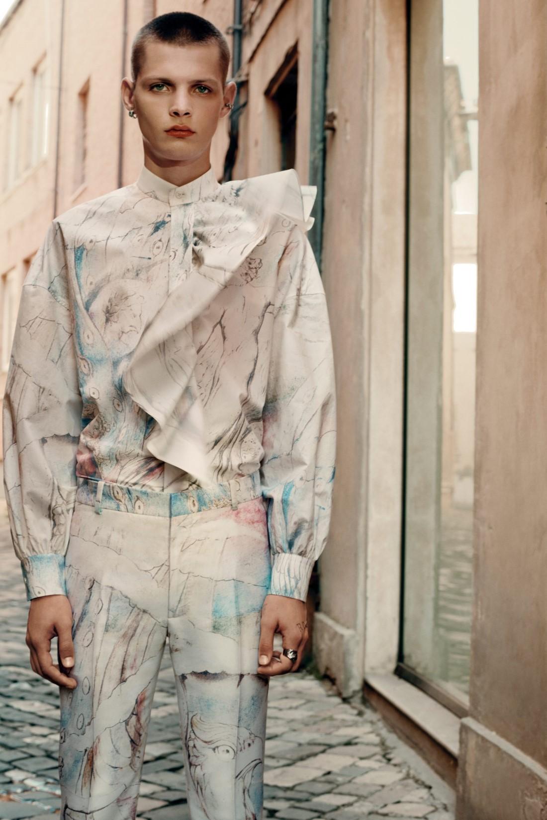Alexander McQueen - Printemps-Été 2022