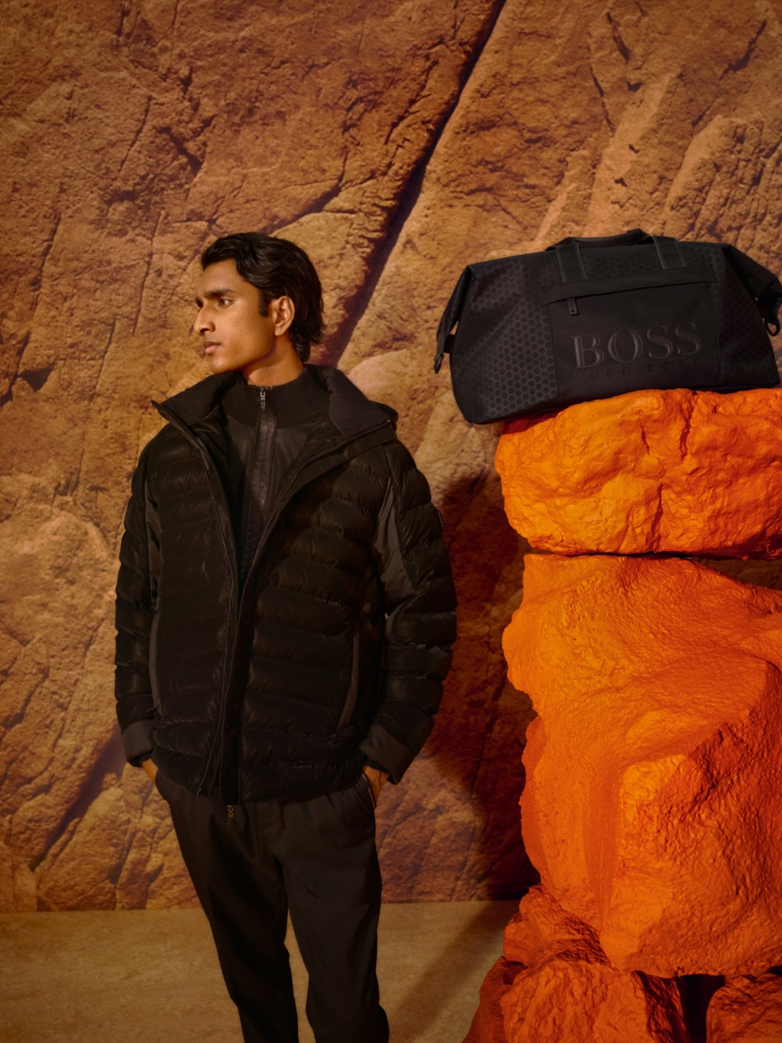 BOSS Campagne Automne-Hiver 2021