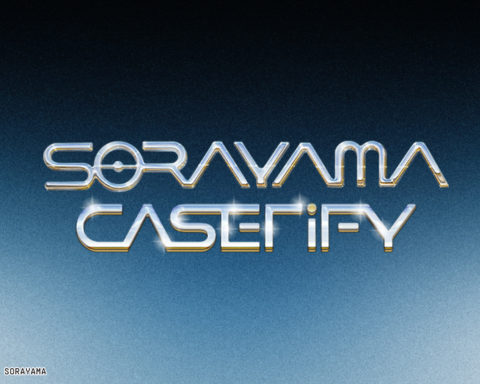CASETiFY x Sorayama
