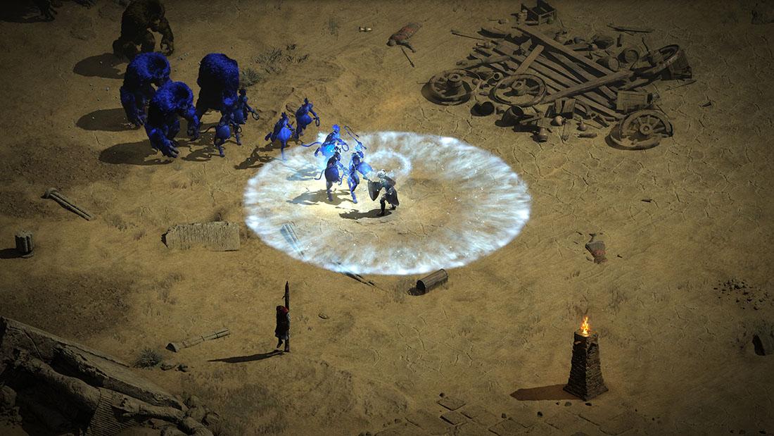 Diablo 2 Resurrected Bêta