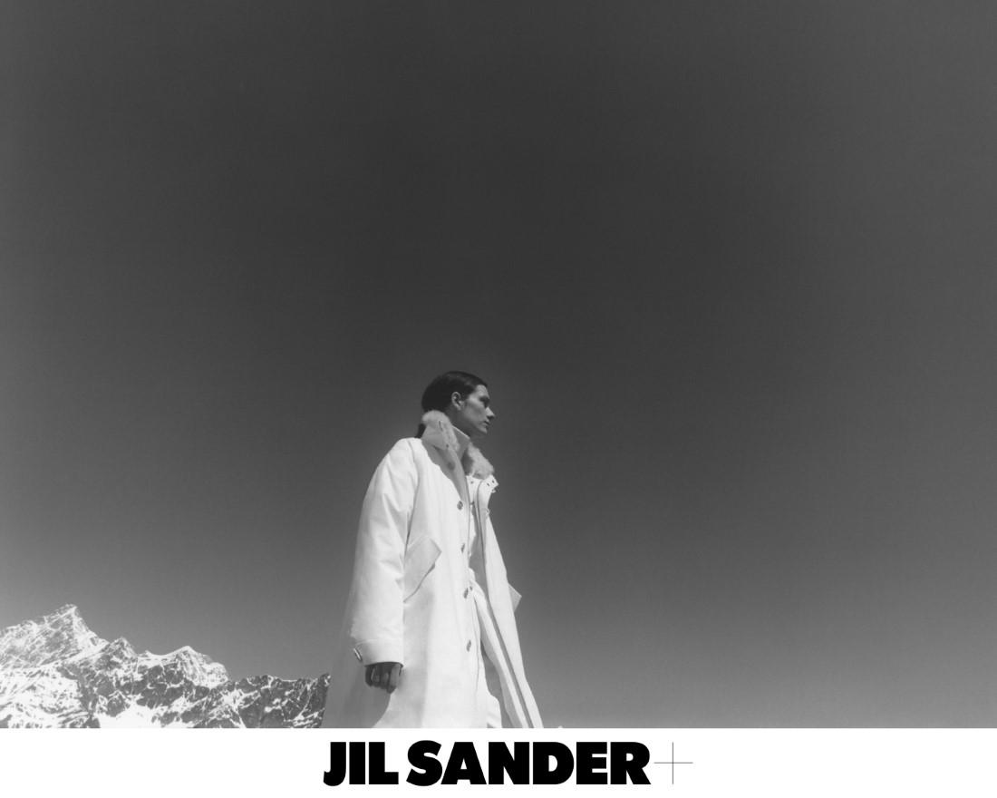 Jil sander+ - Campagne Automne-Hiver 2021