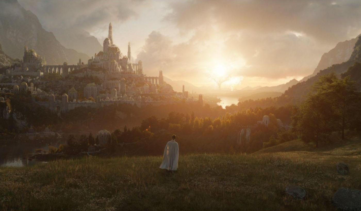 Le Seigneur des Anneaux - Amazon Studios