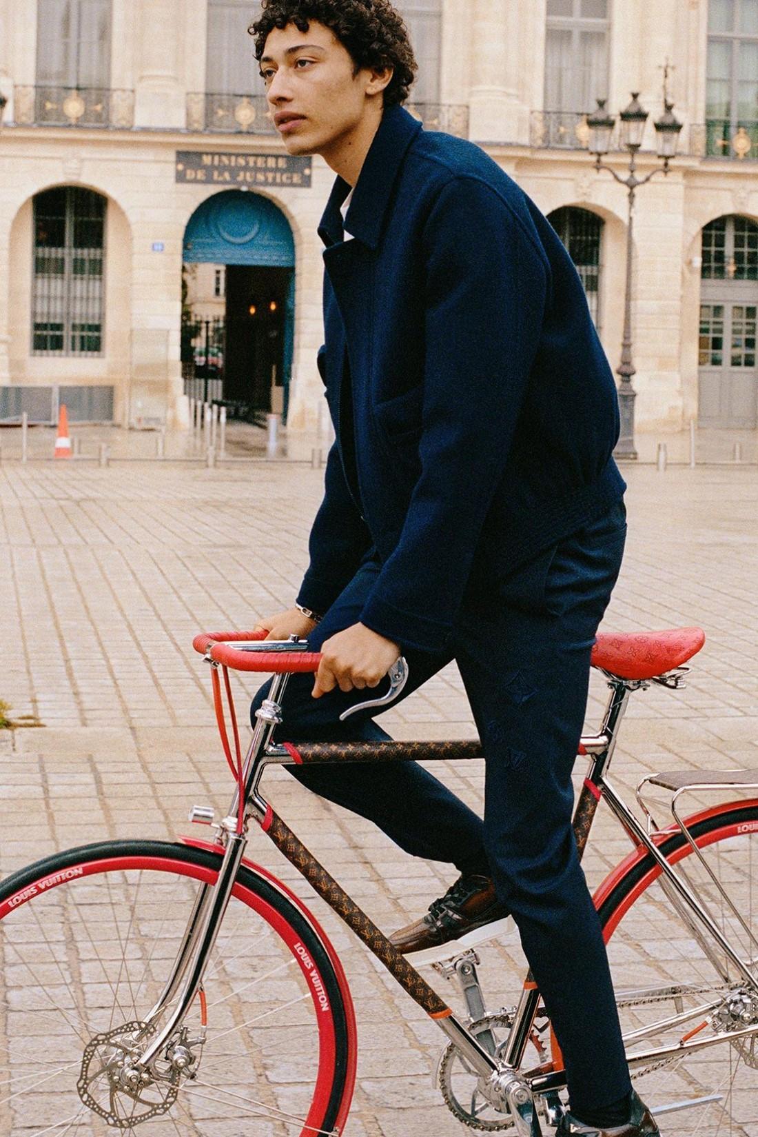 Louis Vuitton x Maison Tamboite