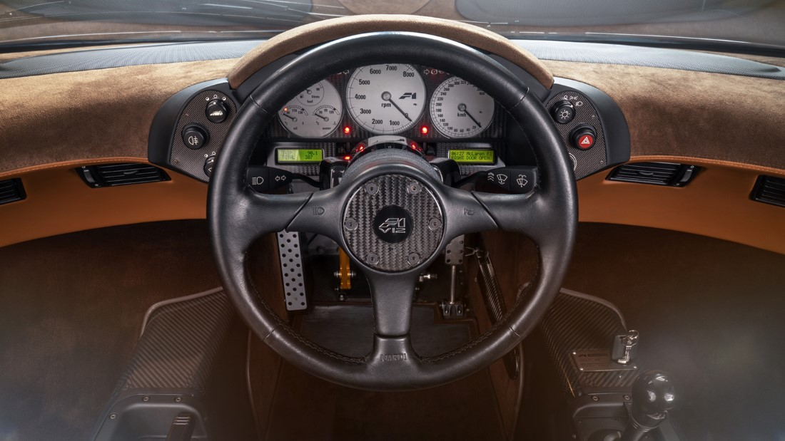 McLaren F1 1991
