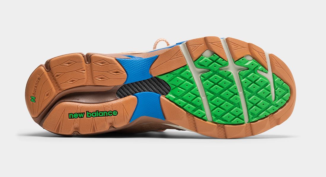 New Balance 990v3 x Joe Freshgoods