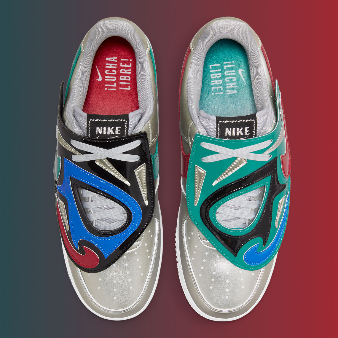 "Nike Air Force 1 Low ""Lucha Libre"""