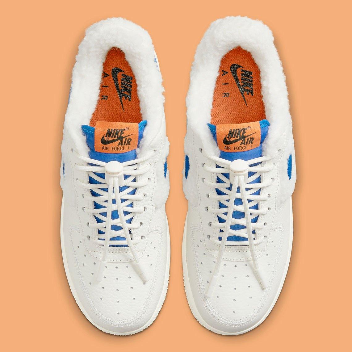 "Nike Air Force 1 ""Sail Sherpa"""