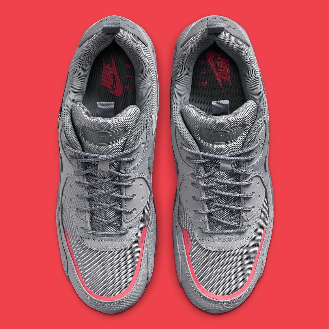 Nike Air Max 90 Surplus Wolf Grey