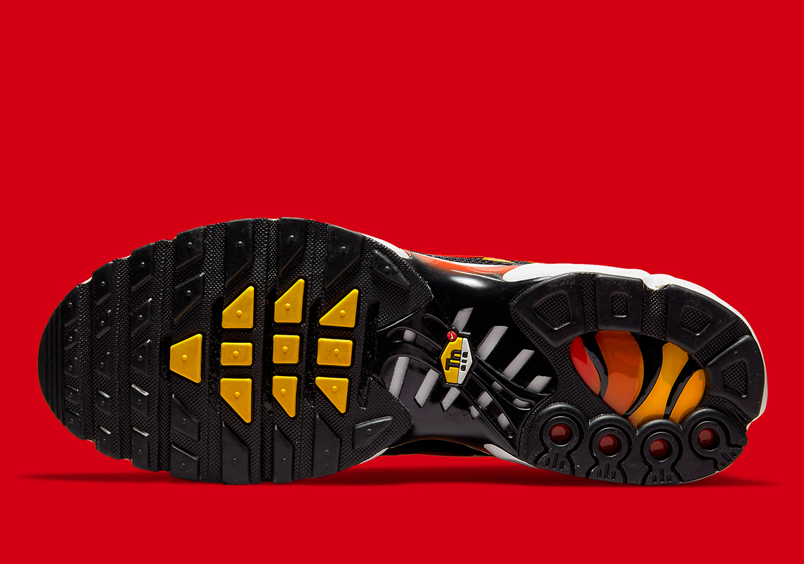 Nike Air Max Plus Reverse Sunset