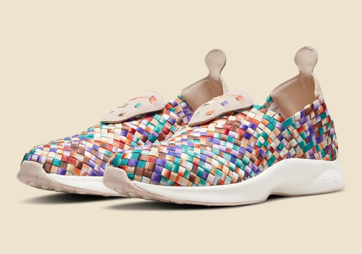 Nike Air Woven Multi-colors