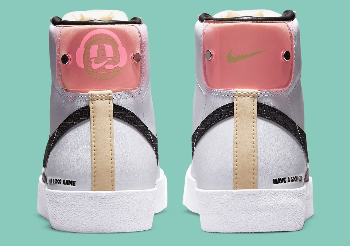 Nike Blazer Mid - Collection Have A Good Game
