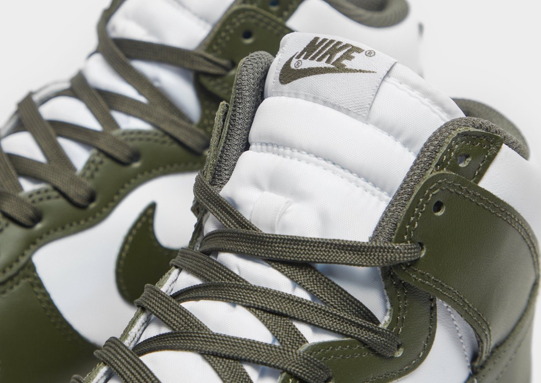 Nike Dunk High Cargo Khaki