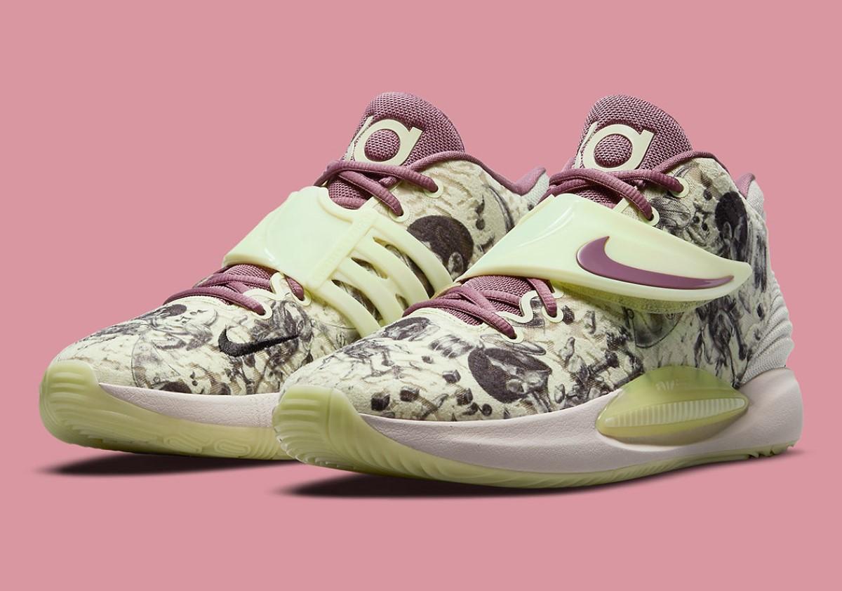 Nike KD 14 Surréaliste