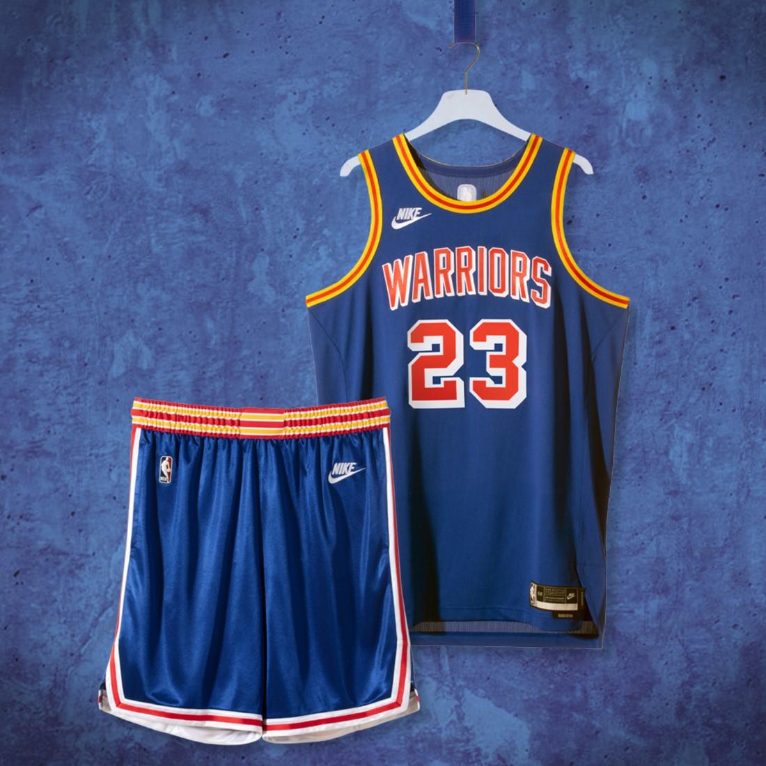 Nike x NBA 75 Anniversaire - Golden State Warriors